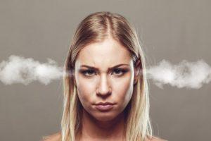 Stress hebben, deels eigen keuze